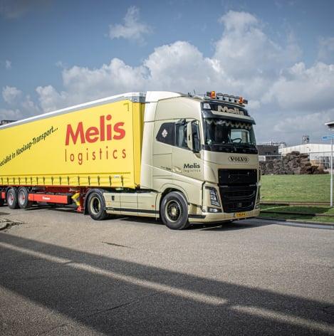 Melis Logistics rijdt voor… VLS Group