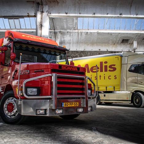 Smart Logistics van Melis