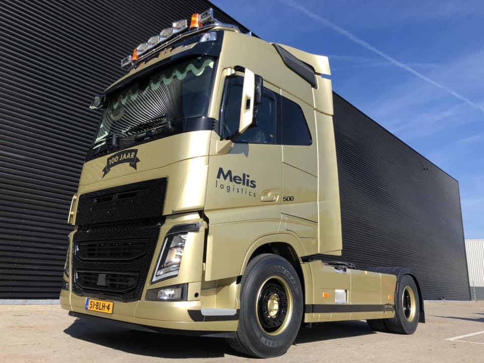 Melis Logistics Volvo FH