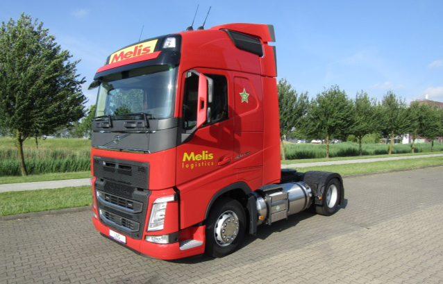 Melis Volvo LNG Truck
