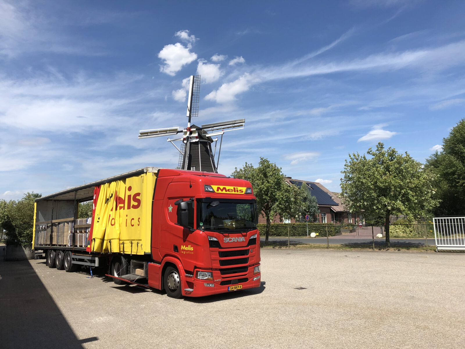 Melis Logistics Wiggers