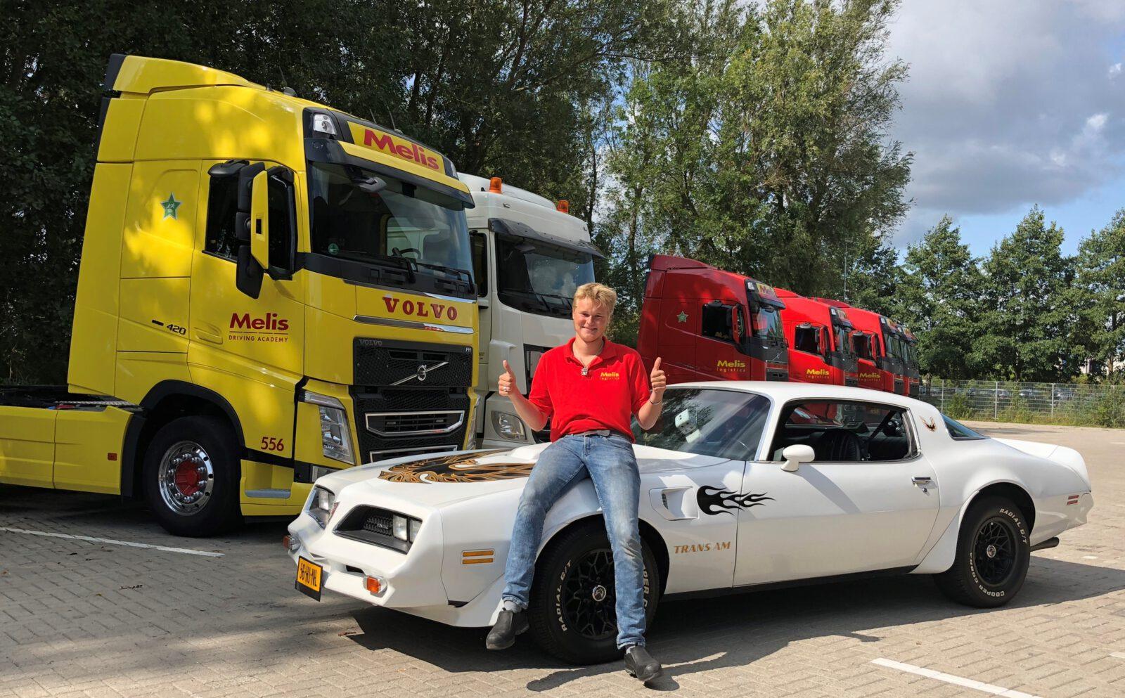 Melis Logistics Max Grouwstra