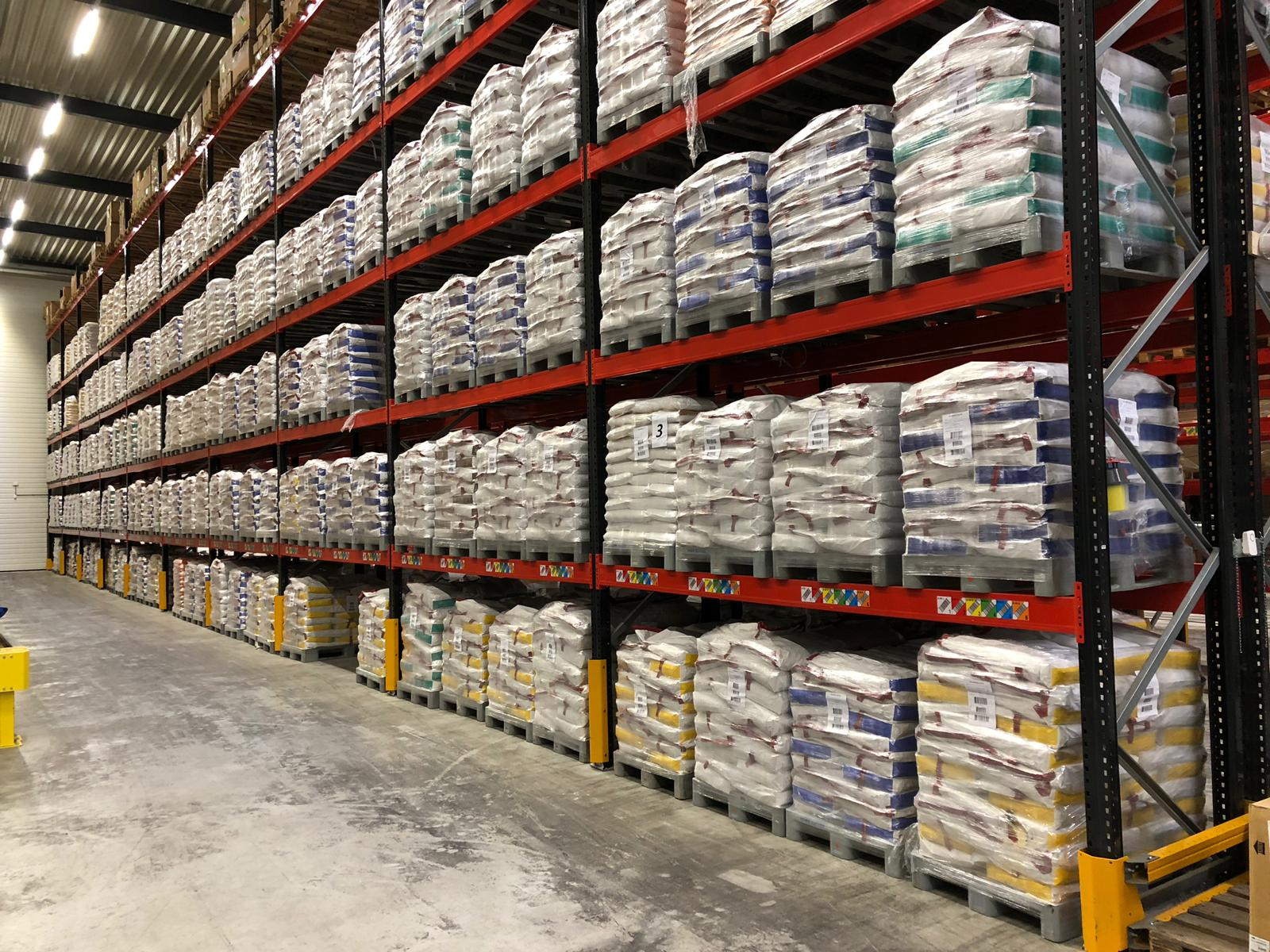 Melis Logistics warehouse