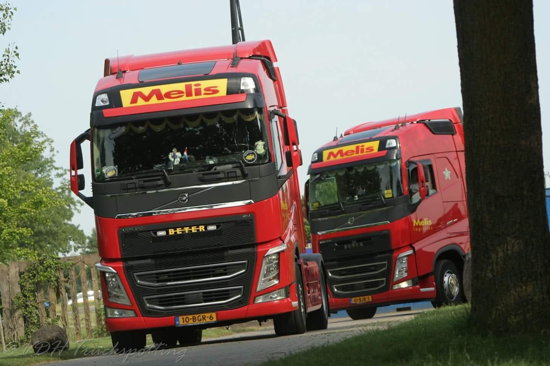 Melis Logistics Kalkar on Wheels