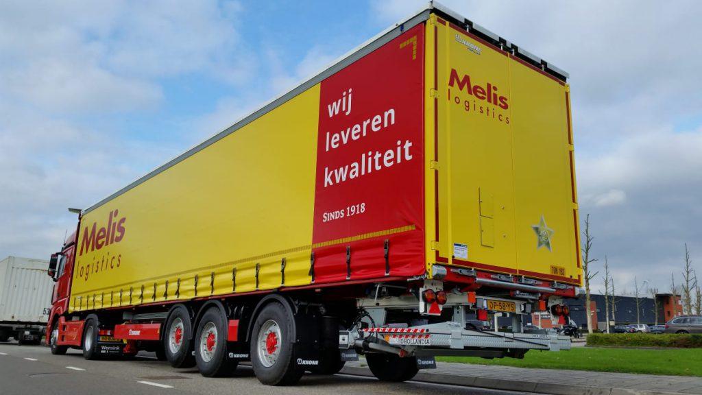 Melis Logistics zorgt voor de veiligheid van jouw goederen