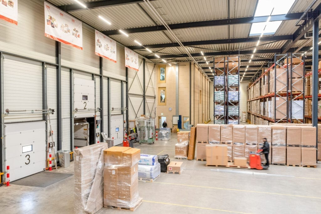 Meer informatie over Melis Logistics
